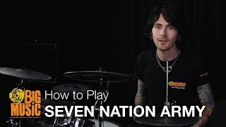 How to Play - Seven Nation Army