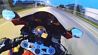 видео Смерть...очень быстрая смерть (Brutal Motorcycle Crash Compilation) || АвтоСтрасть