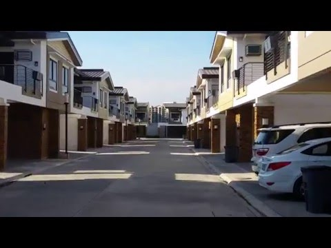 Woodsville Residences - Merville Paranaque house for sale at P8.5M only!