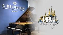 Piano School Prague hraje pro Bechstein I (27. 2. 2020)