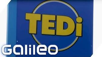 Der erfolgreichste Schnäppchenladen in Deutschland: Wieso ist TEDi so beliebt? | Galileo | ProSieben