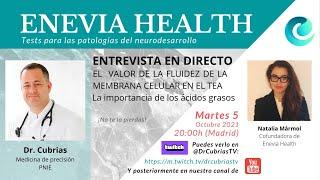 Entrevista dr Cubrias