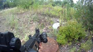 WOLF PACK AIRSOFT gopro footage 7-15-12 Thumbnail