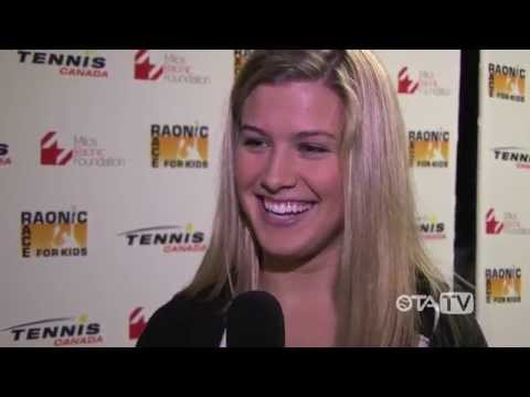 10 Questions with Eugenie Bouchard