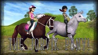 Star Stable Online - THE JORVIK PONY!