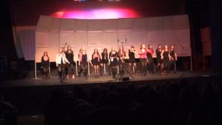 Mama Who Bore Me - Powder Room A Cappella - St. Louis Regional Champions Set 3/3 Thumbnail