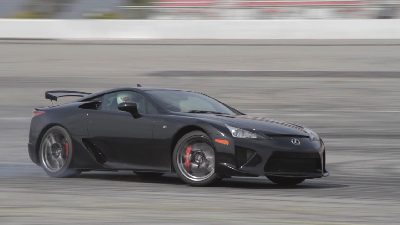 The Lexus LFA Is Appreciating At The Same Rate As Australian Houses... Look Heres Two For Sale