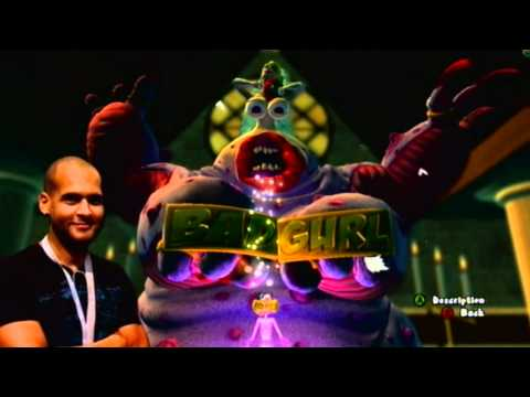 Ms Splosion Man: Here Comes The Bride Song, HD