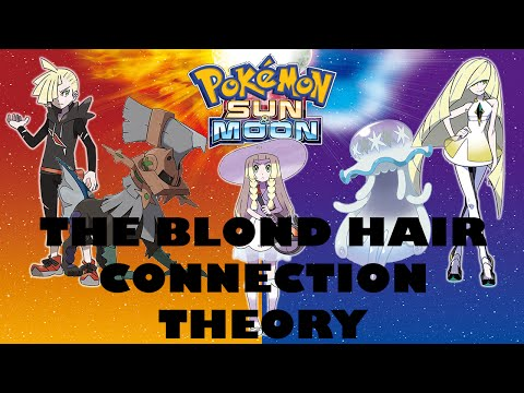 Pokemon Sun and Moon Theory: LILLIE AND GLADION ARE SIBLINGS?! UB-01'S ORIGINS?!