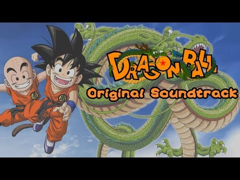 Dragon Ball Soundtrack - 25. The Fateful Confrontation! Goku and Piccolo