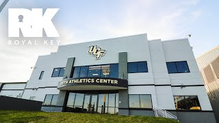 Our UCF KNIGHTS' 37,000 Sq-ft SOCCER Facility Tour | Royal Key
