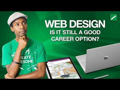 Is Web Design Still a Good Career?
