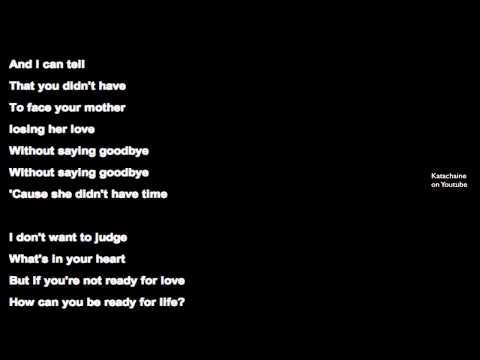 Soko - We Might Be Dead By Tomorrow / Lyrics On Screen