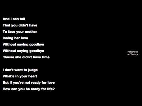 Soko - We Might Be Dead By Tomorrow / Lyrics On Screen