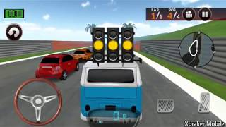 Drive For Speed: Simulator 2018   Blue Ban Unlocked # Race Mod Driving - Android GamePlay FHD