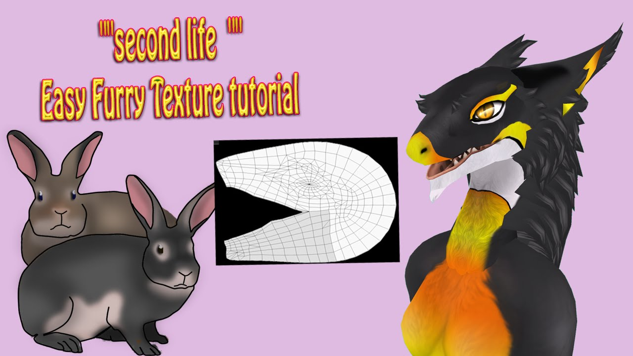 """Avatar uv texture """"templates"""" for use in linden lab's second life."""