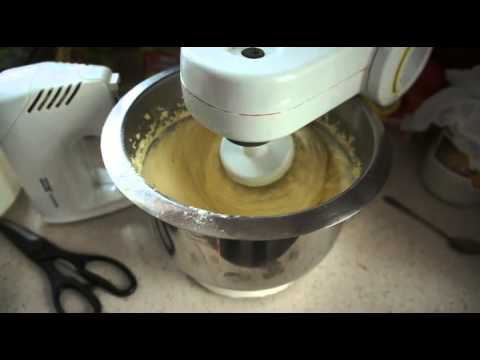 Mixer sound cake - i promise you you will like this