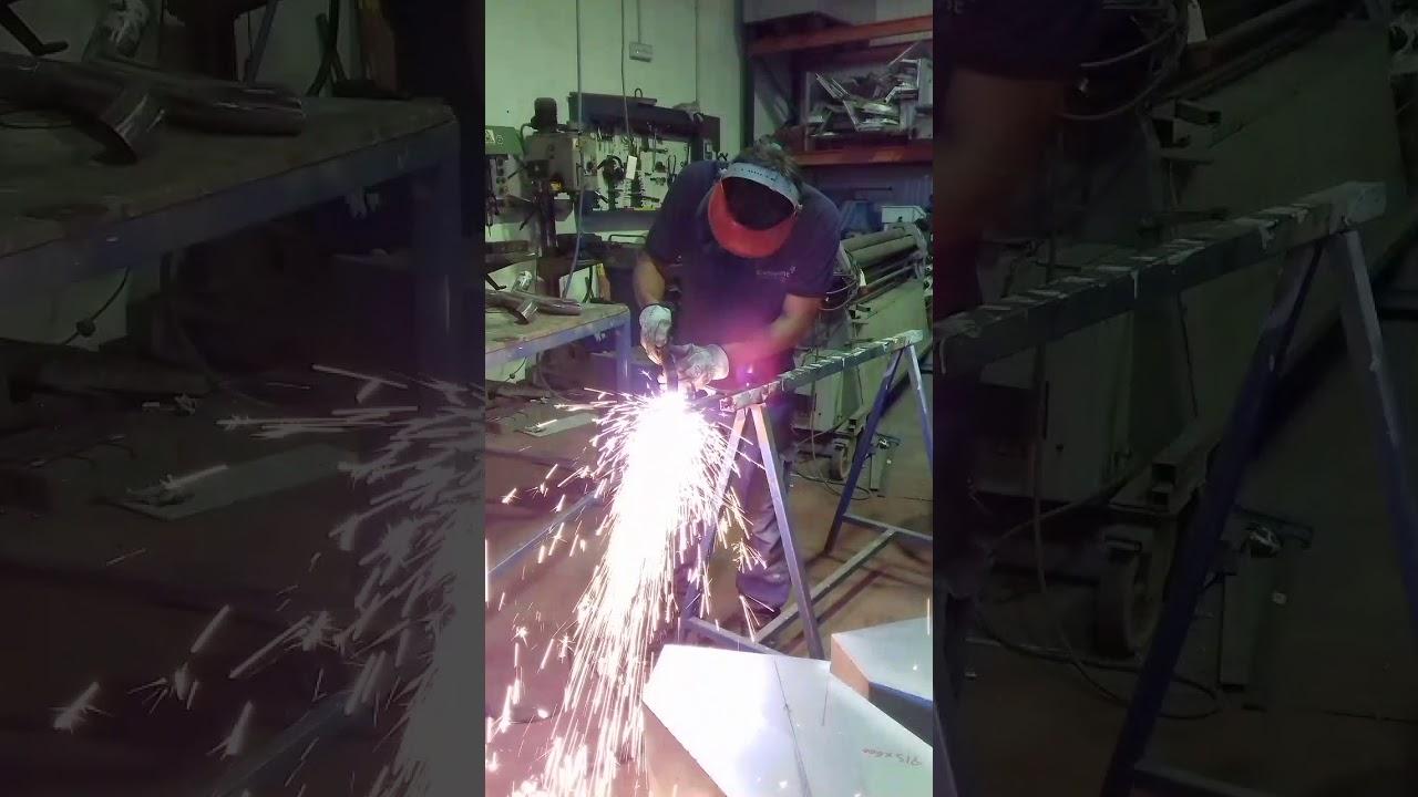 Carpintería Metálica y de Aluminio.