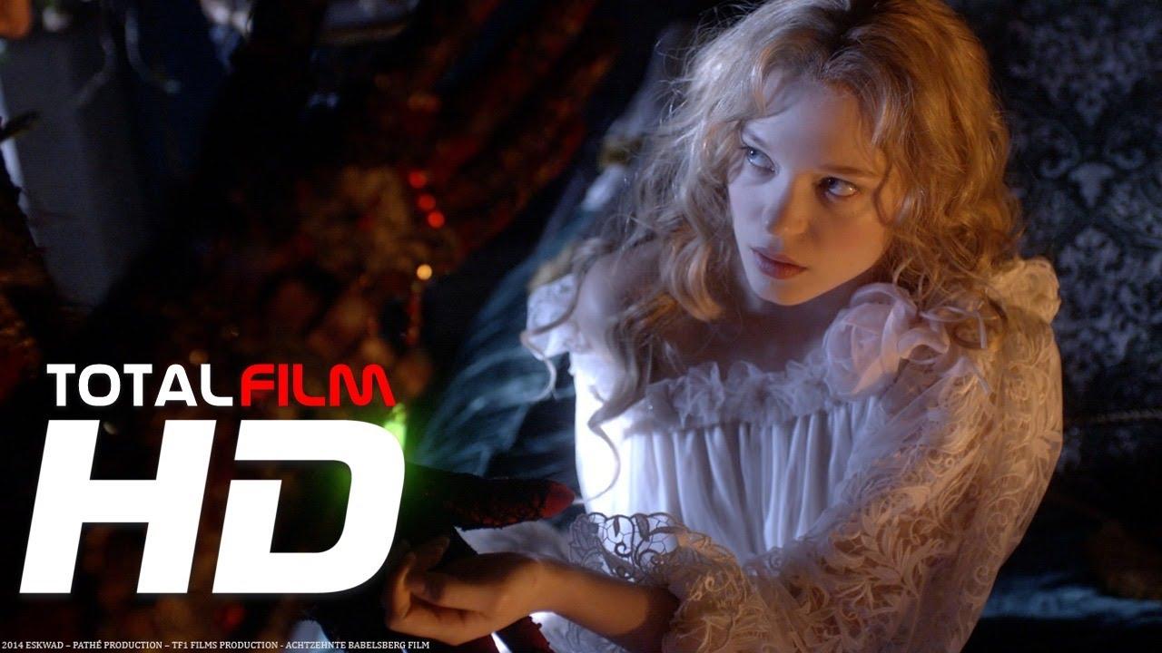 Kráska a zvíře (2014) CZ HD dabing trailer