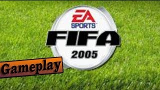 FIFA 2005 Gameplay (PC HD)