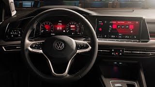 VW Golf 8 Innovision Cockpit: Der smarte Komfort | deutsch