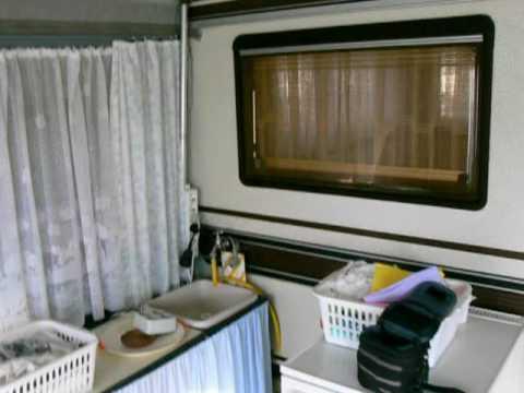 wohnwagen hobby prestige baujahr 1984 youtube. Black Bedroom Furniture Sets. Home Design Ideas