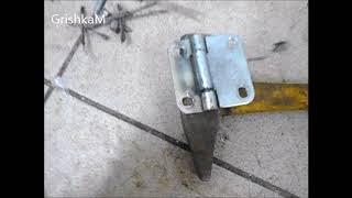 видео Ремонт рулонных ворот и приводов управления
