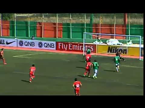 Salam Zgharta vs. Al Wihdat  0 - 3 (AFC Cup-28 April 2015)