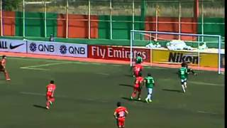 Salam Zgharta vs. Al Wihdat  0 - 3 (AFC Cup-28 April 2015)