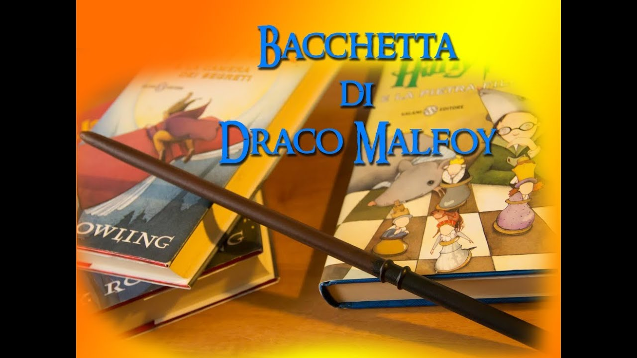 Top PotterTutorials - Costruire una Bacchetta magica di Harry Potter  ES62