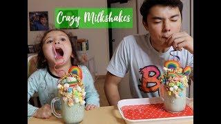 CRAZY MILKSHAKES STRIKE AGAIN!!