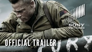 FURY - Official Trailer - In Theaters NOW!