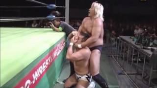 Pro Wrestling NOAH tag team match - 2009.10.31 小橋建太&秋山準VS高...