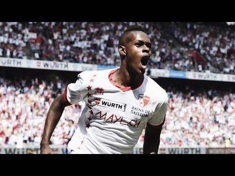 Edimilson Fernandes | SWISS TALENT | Magic Passes & Goals | HD 720p