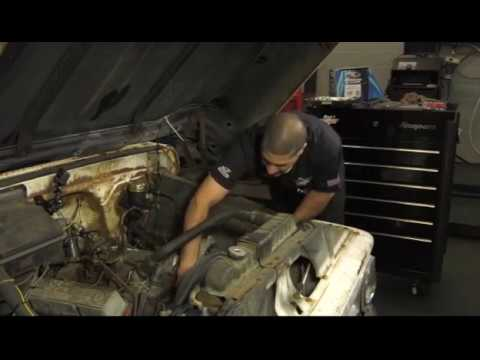 1-Wire Alternator Install on a 1965 Chevy C10 Truck - YouTube