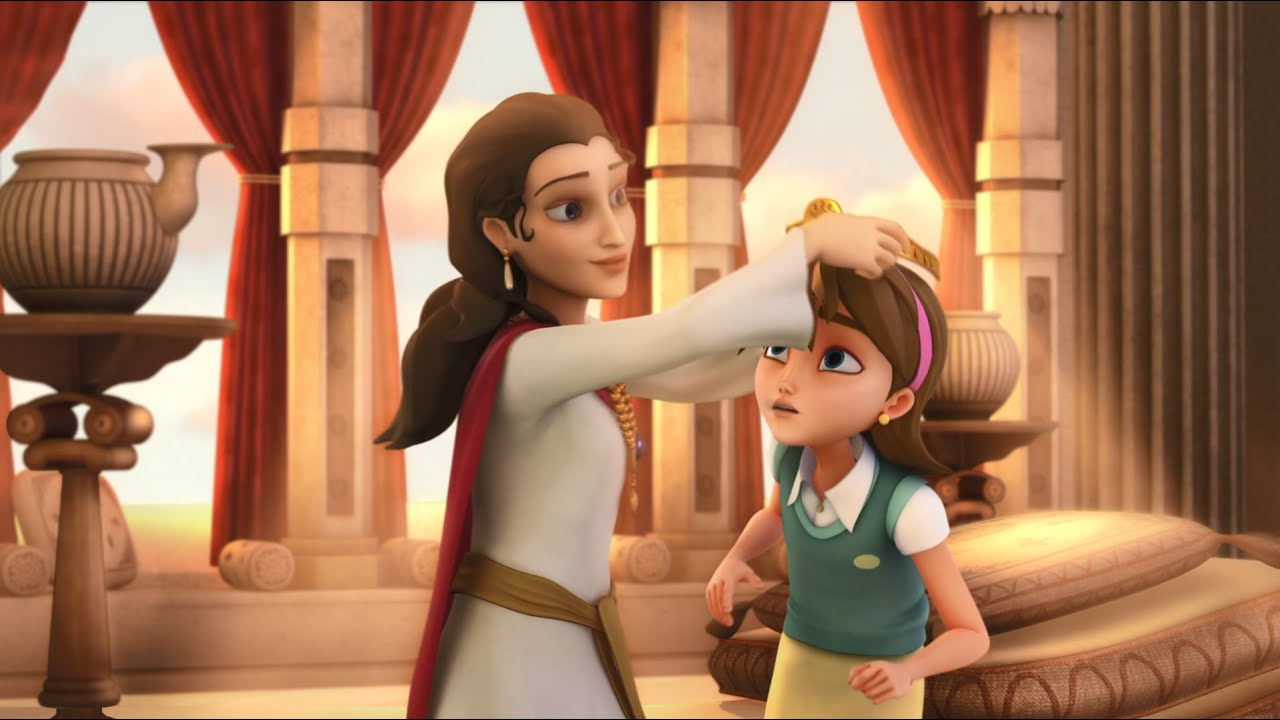Download Superbook - Esther – For Such a Time as This - Season 2 Episode 5-Full Episode (HD Version)