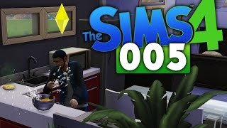 DIE SIMS 4 #005 ► Wasserrohrbruch & Romantik [HD] ★ Die Sims 4 Let's Play