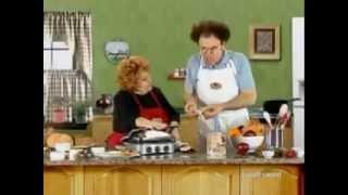 Steve Brule - Making Paninis