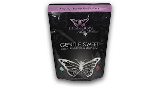Trim Healthy Mama Gentle Sweet (Xylitol, Erythritol & Stevia Grounded Blend)