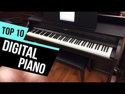 10 Best Digital Pianos Reviews