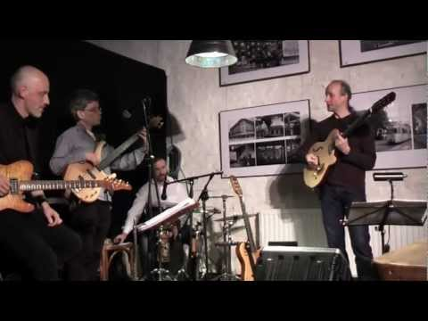 Oriental Jazz Night im K14 Oberhausen