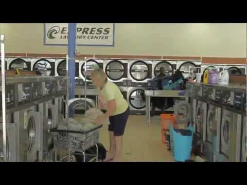 Express Laundry Card System