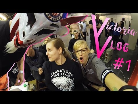 HCW Victoria Vlog - E01