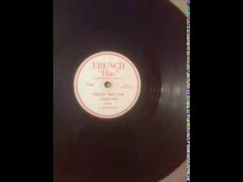 AUSTIN PETE   PRISON TWO STEP    LA VALSE DE CHAGRIN    FRENCH HITS F500  1  78 rpm