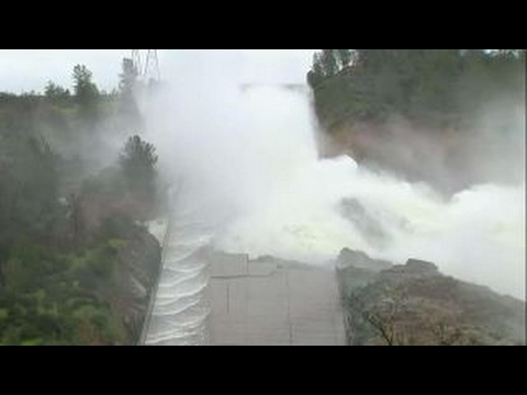 Officials watchful of Oroville Dam as heavy rains approach