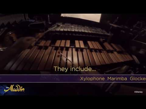 ALADDIN London: Introducing the music of 'Arabian Nights'