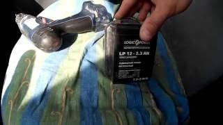 Ta'mirlash batareya screwdriver - arzon va sizning qo'lingiz bilan