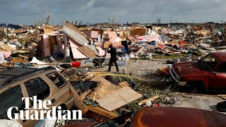 'The seas came up to our doors': Hurricane Dorian leaves trail of destruction in Bahamas