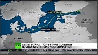 Why Russia's Nord Stream pipeline infuriates Trump
