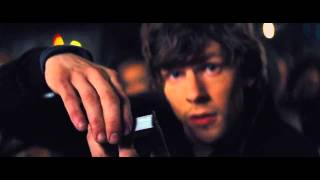 Now you see me 2013  - First scene and first trick with J. Daniel Atlas(Jesse Eisenberg) HD